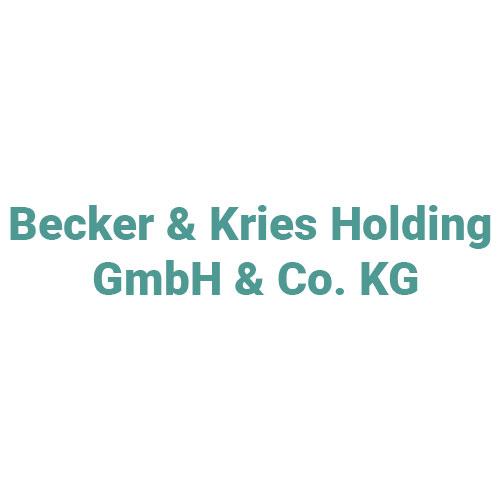 Becker & Kries Holding GmbH & Co. KG